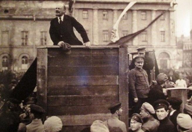 Как кровавое самодержавие мучило великого Ленина
