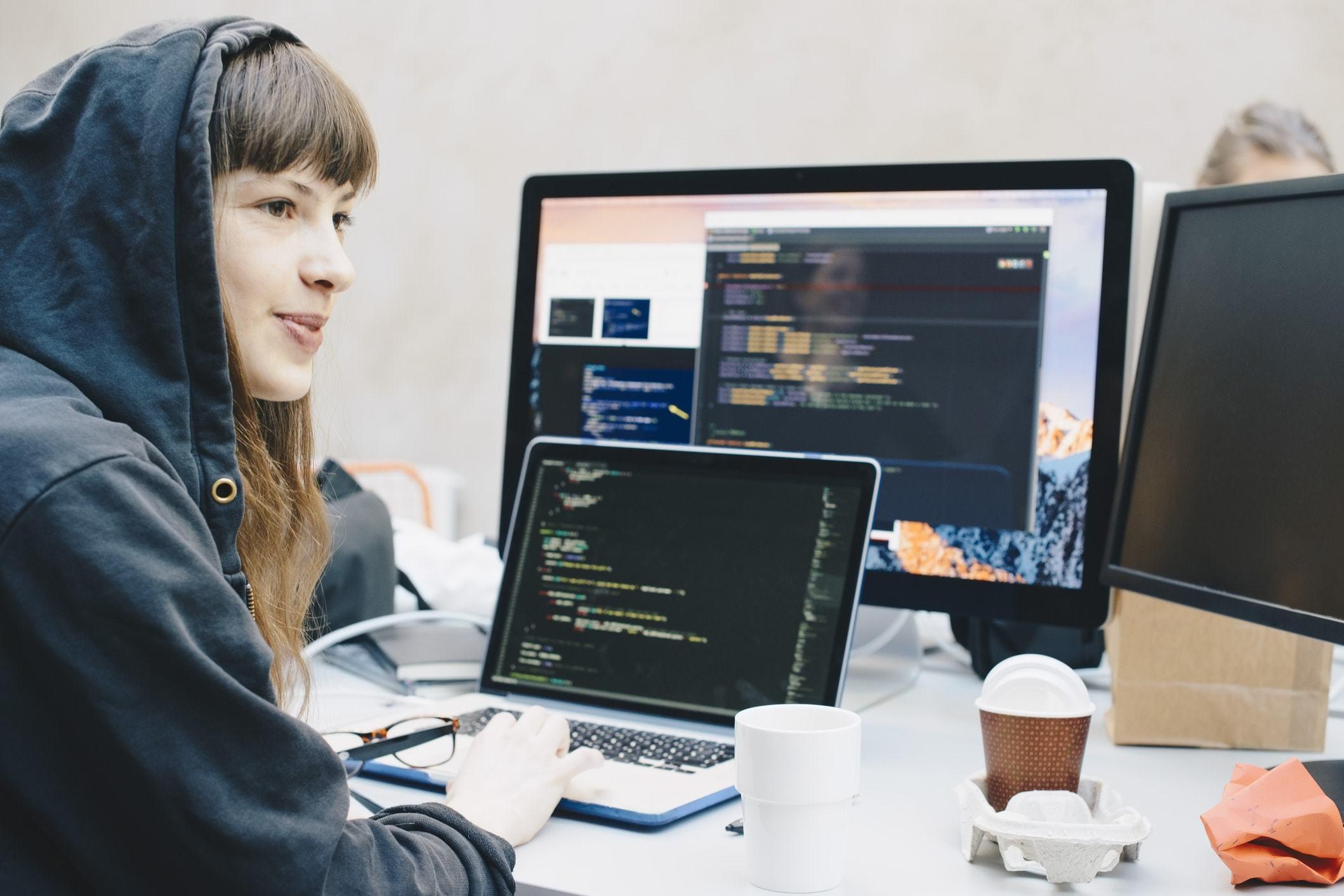 Женщины, вписавшие свое имя в историю программирования