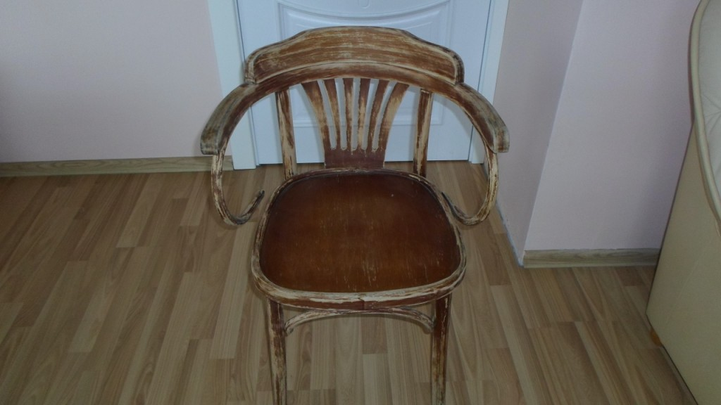 Реставрация венского стула.