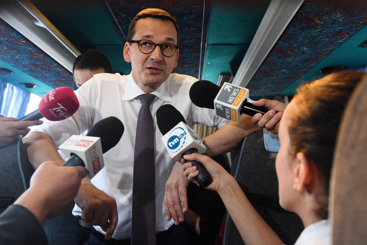 Когда Россия нападёт на Украину? Мнение польского премьера