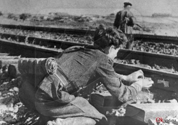 Как еврей помог партизанам сделать неснимаемую мину видео, война, история, мины, партизаны, подрывники