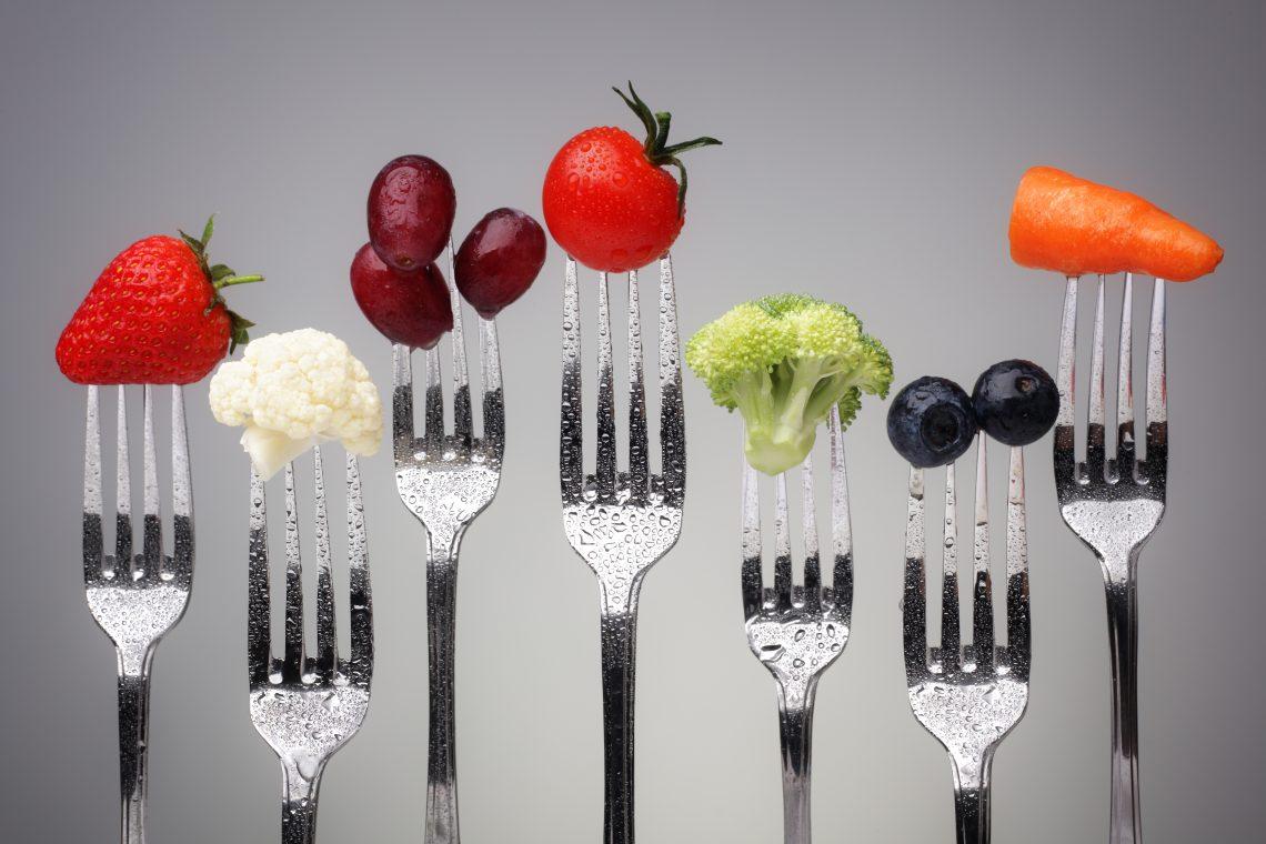 Продукты богатые антиоксидантами