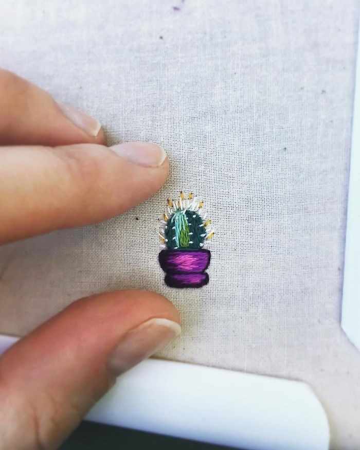 Hand Embroidery Art