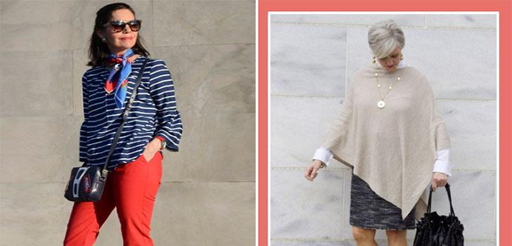 Как составить стильный гардероб 50+: 3 главных правила
