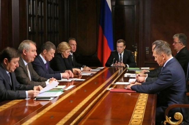 В четверг пройдет последнее заседание кабмина в нынешнем составе - СМИ