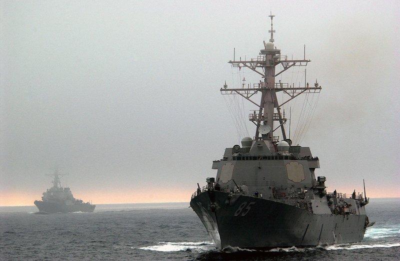 В Госдуме прокомментировали проход боевого корабля США вблизи российской базы в Приморье