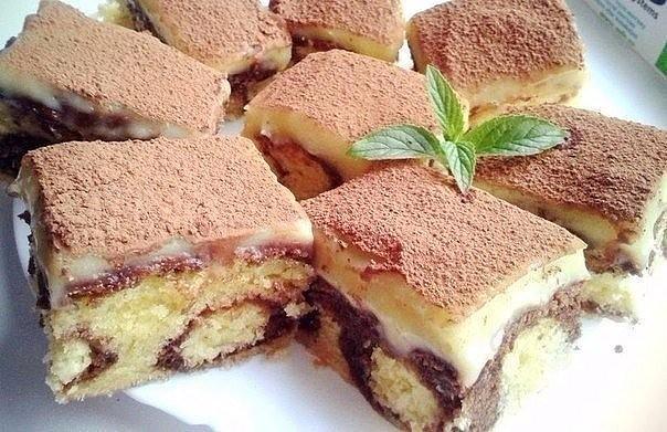 Эффектный и невероятно вкусный пирог «Утренняя роса»!