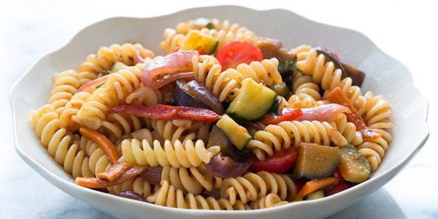 Средиземноморская диета: День 3