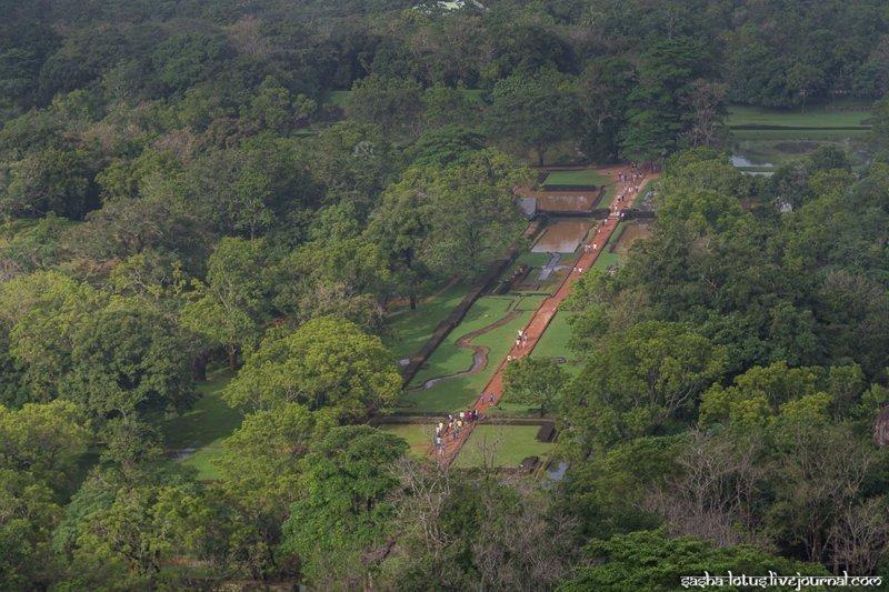 Ланкийский Эребор путешествия, факты, фото