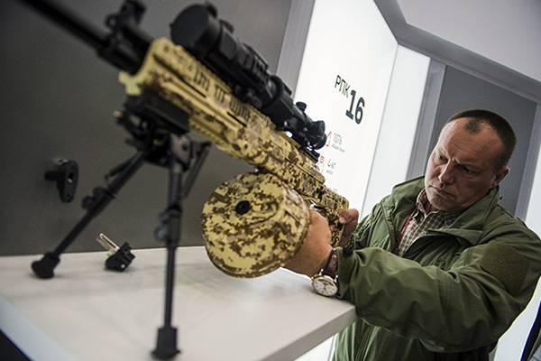 Американский опыт и российские пулеметы