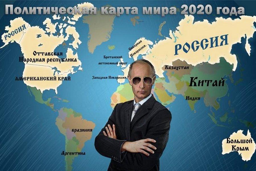 """Как Запад """"изучает"""" Россию: """"Путин боится Украину"""" и другие бредовые идеи"""