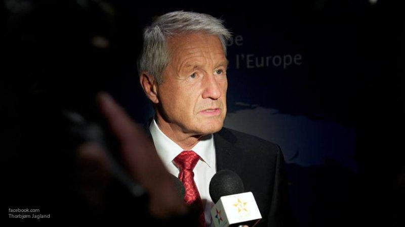 Генсек Совета Европы рассказ…