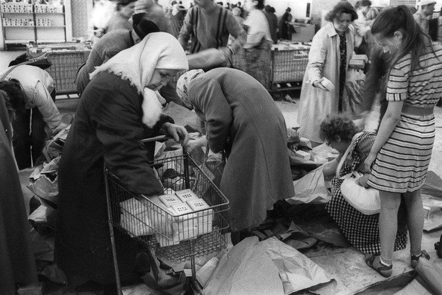 Социальная катастрофа: что нас может ждать снова