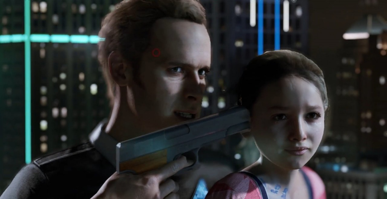 Detroit: Become Human обвини…