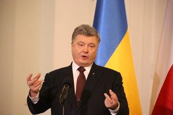 Порошенко заявил, что мира не будет, если Киев откажется от Донбасса