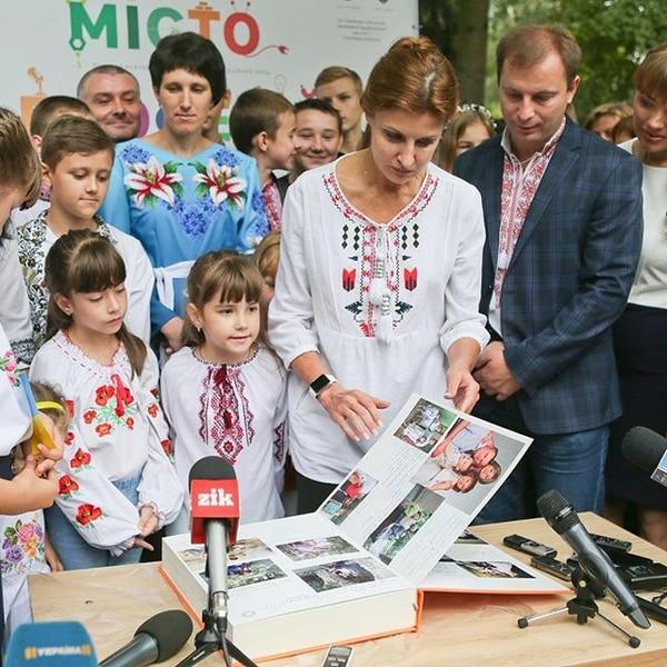 Украина: Кто лепит големов из наших детей?