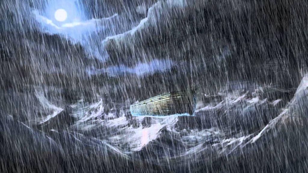Библейские всемирные потопы - не выдумка?