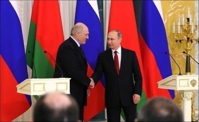 Беларусь в капкане. Как от «братского единения» остались рожки да ножки