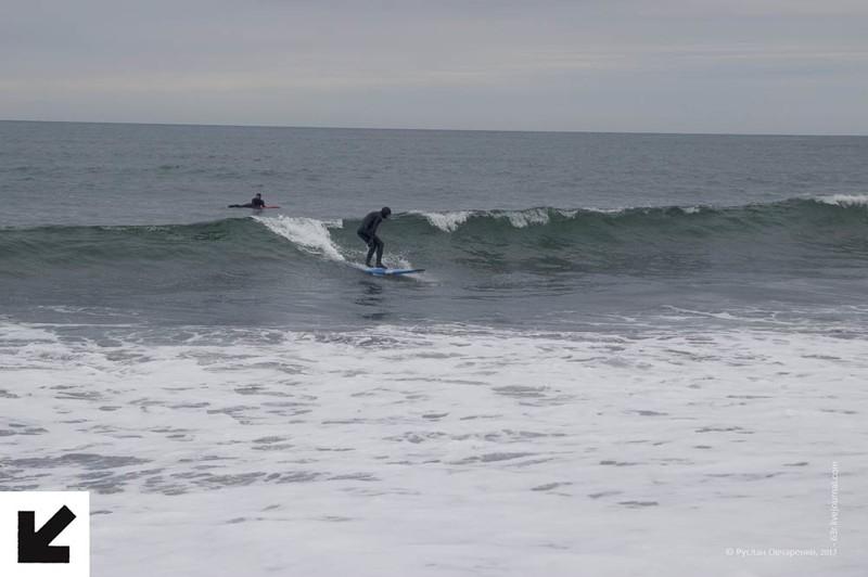 Серфинг по-черному. Халактырский пляж как гнездо Камчатского серфинга