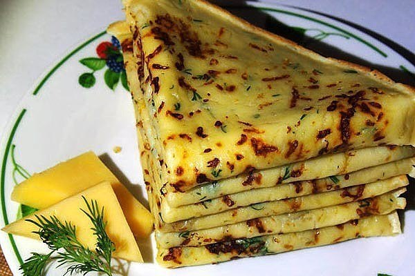 Сырные блины – это один из самых простых и в то же время популярных рецептов…