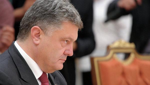 Порошенко заявил, что Украина способна защитить себя «даже от России»