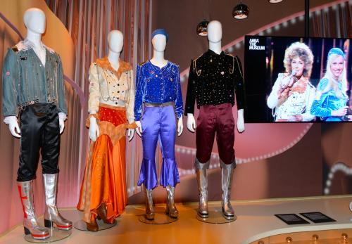 Группу ABBA воссоединят с по…