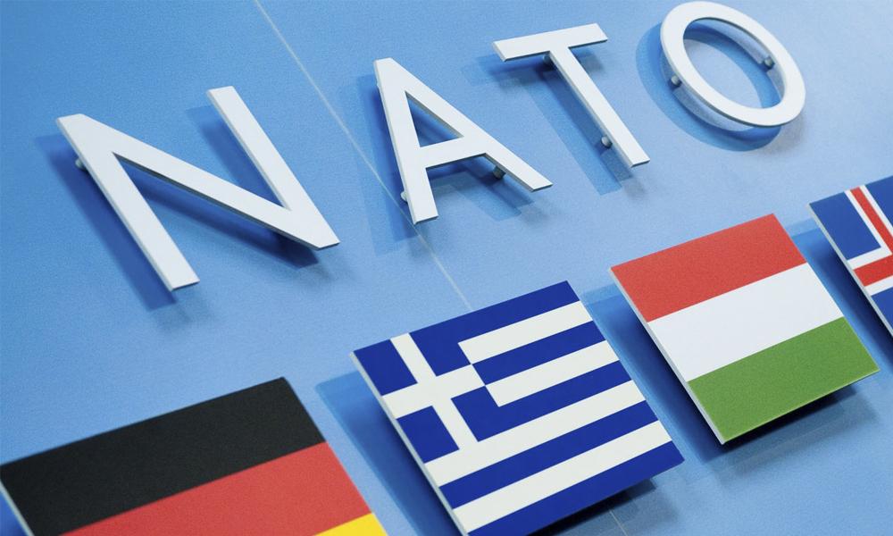 Они ещё будут НАТО учить?