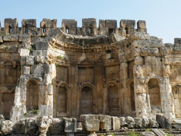 Баальбек в Ливане загадки, интересное, камни, мегалиты, факты, цивилизации