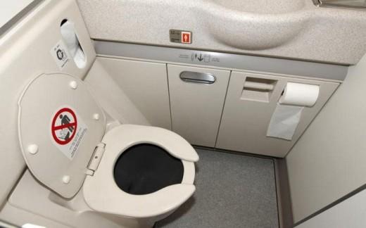 Как эффективно устранить неприятный запах в туалете: Хитрость от стюардесс
