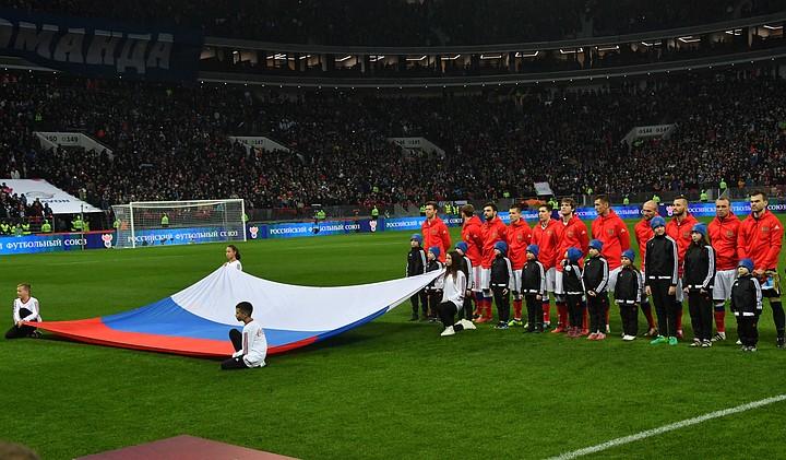 Товарищеский матч Россия - Турция перед ЧМ-2018 пройдет в Москве на стадионе ЦСКА