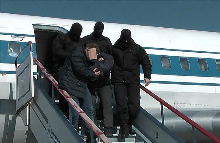 Видео задержания бойцами ФСБ исламистов, готовивших теракты в Москве появилось в сети