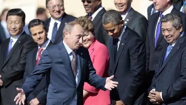 Непредсказуемый ход Путина опозорил Обаму