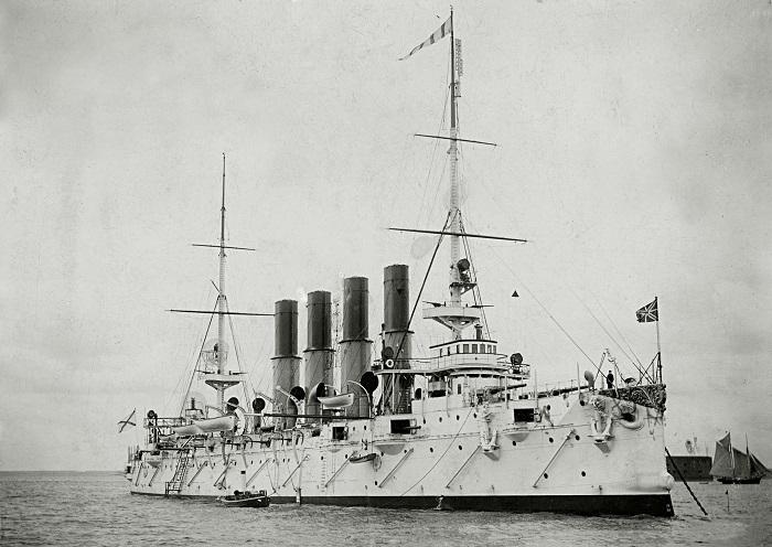"""Русские корабли, которые повторили подвиг """"Варяга"""""""