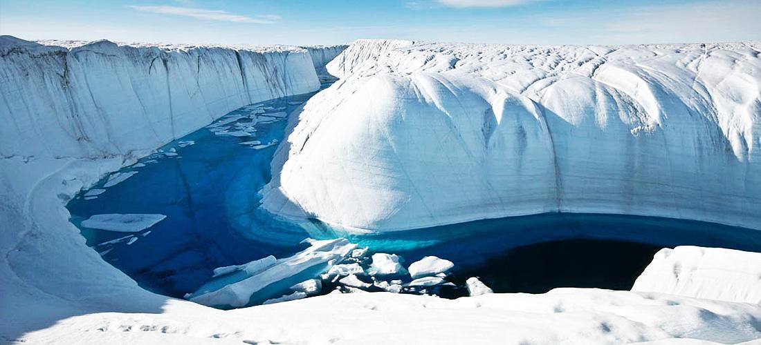 Фото Каньон Берсдей. Ледяные чудеса природы. Фото с сайта NewPix.ru