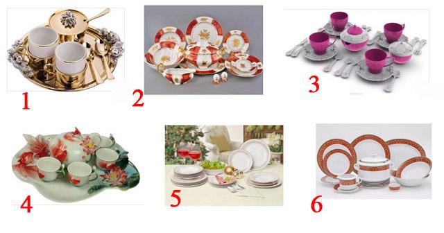 Хотите узнать какая Вы хозяйка? Тогда быстрее выбирайте один из этих наборов посуды