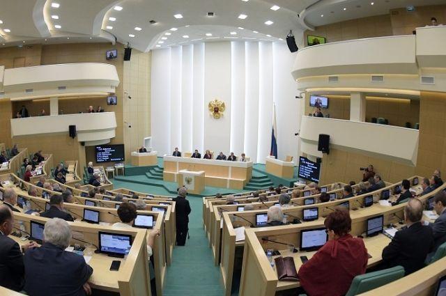 Ответные меры. Сенаторы присоединились к авторам закона о контрсанкциях