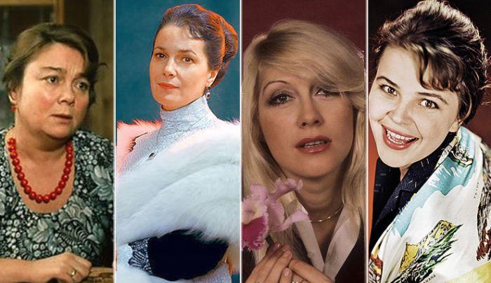 9 звездных актрис, которые под старость остались одни-одинешеньки