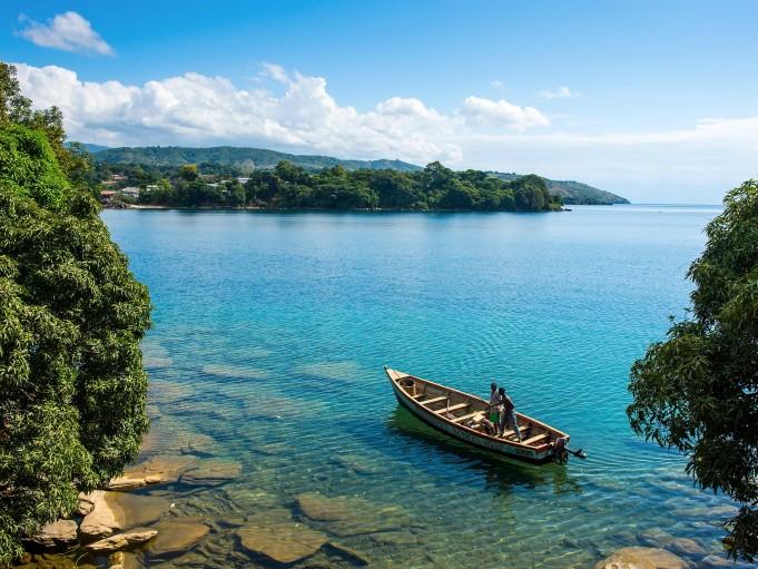Самые красивые места Африки