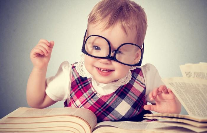 А еще, очки - это весело!