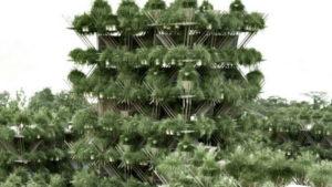 Китайские архитекторы создал…