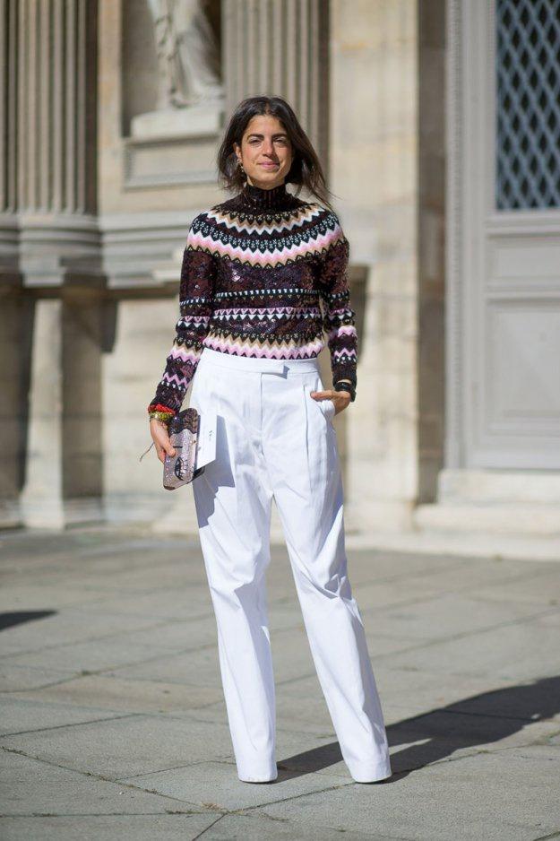 Скандинавский свитер: новый взгляд