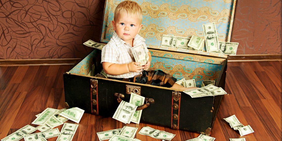 Как разговаривать с детьми о деньгах