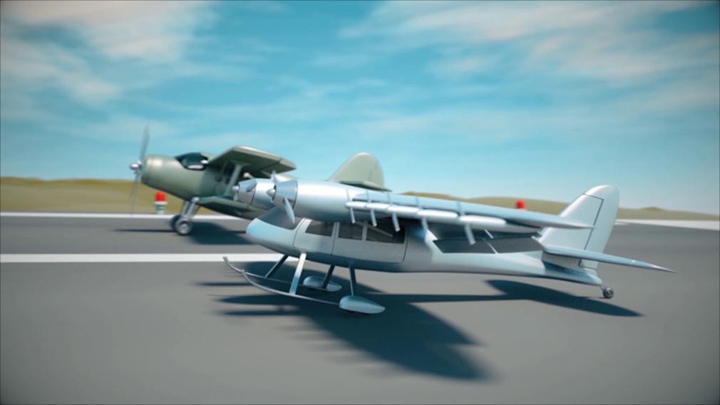 ФПИ: подробности о разработке самолета «Партизан» взлетающем без разбега