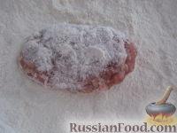 Фото приготовления рецепта: Котлеты в духовке, с секретом - шаг №8