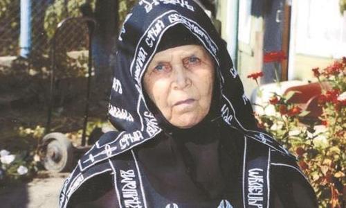Матушка Нина о Путине