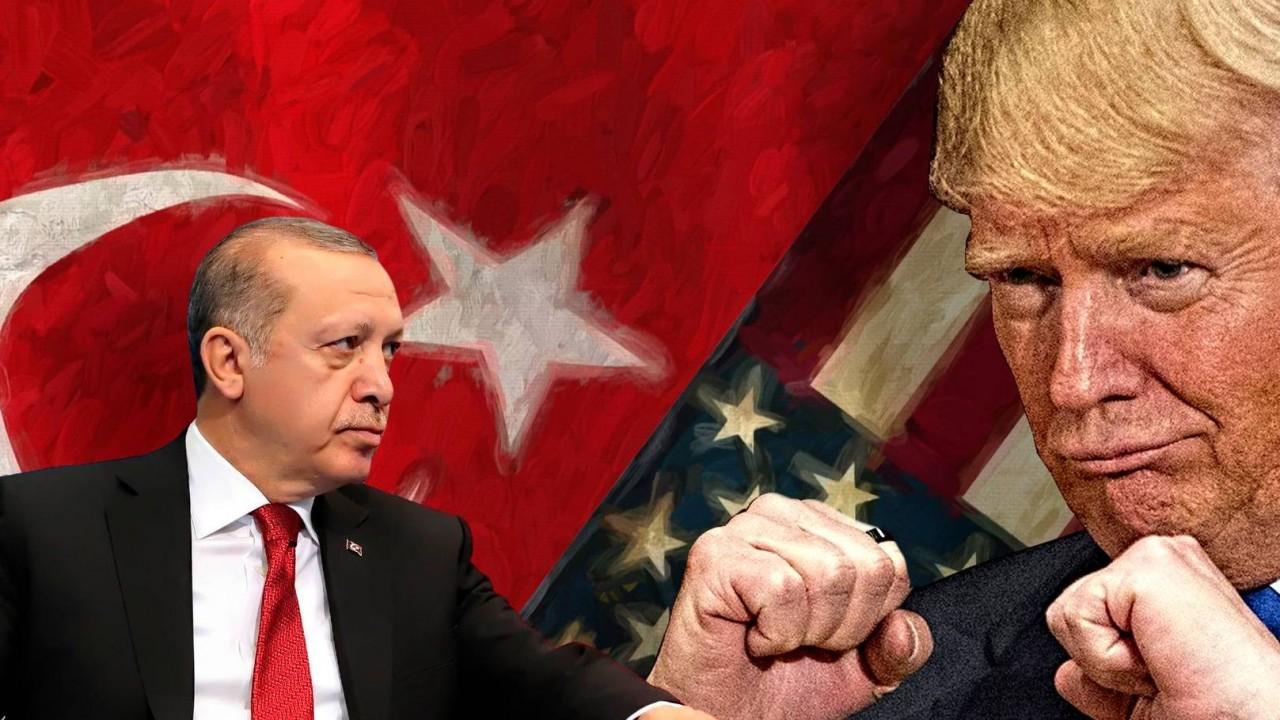Следующей жертвой еврейских империалистов из США после Венесуэлы будет Турция