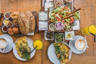 Цимес и форшмак. Еврейский обед на День без мяса