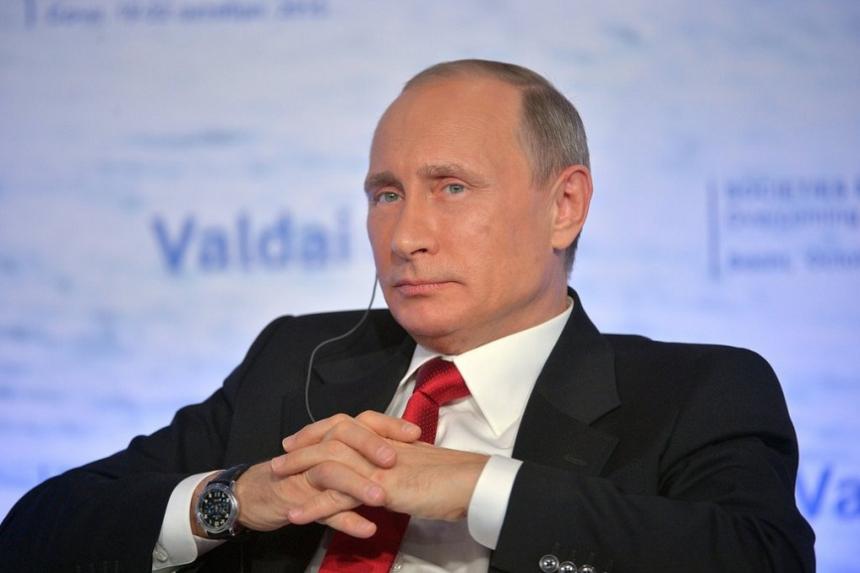 Рамзан Кадыров поблагодарил Владимира Путина за доверие