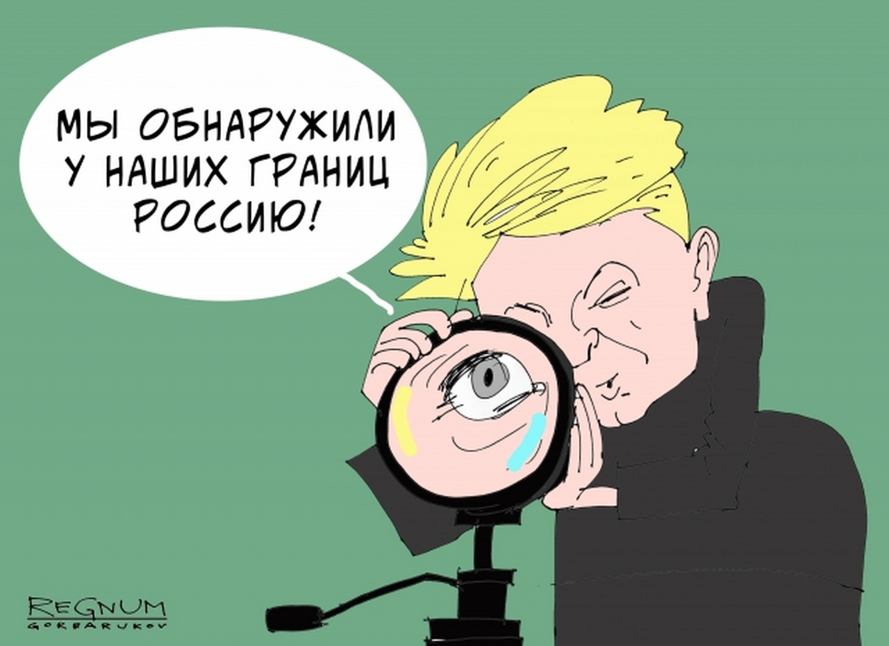 Прибалтика, вольно! России нет никакого смысла на тебя нападать