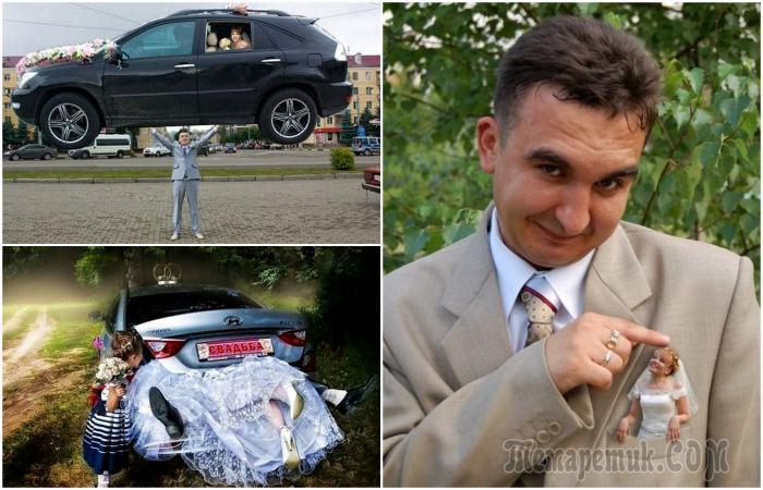 17 свадебных снимков, за которые фотографов нужно наказать
